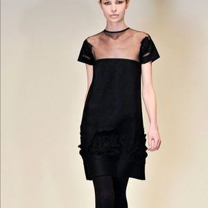Vivienne Tam Black Dress